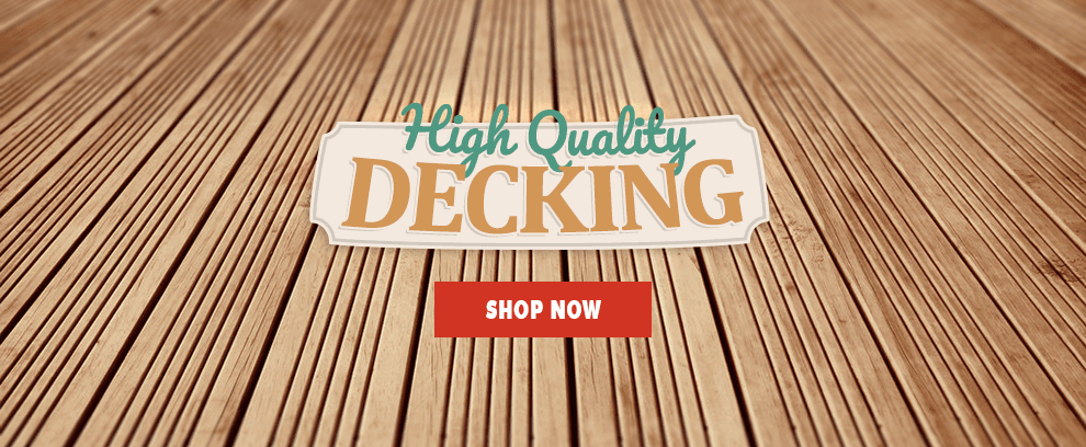 Unbeatable Prices on Decking from £3.95