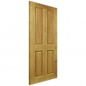 Bury Pre-Finished Internal Oak FD30 Fire Door