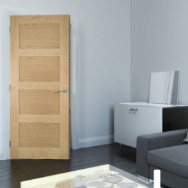 Coventry Un-Finished Internal Oak Door