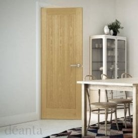 Ely Un-Finished Internal Oak Door
