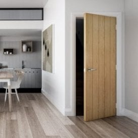 Galway Un-Finished Internal Oak Door