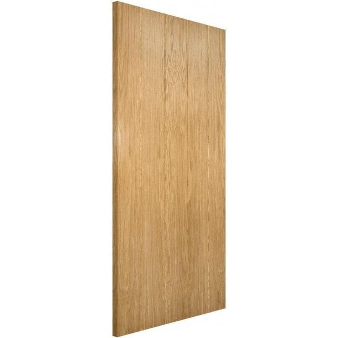 Deanta Galway Un-Finished Internal Oak FD30 Fire Door