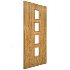Galway Unglazed Un-Finished Internal Oak Door