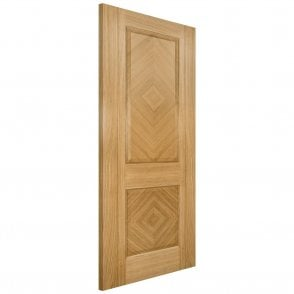 Kensington Pre-Finished Internal Oak FD30 Fire Door