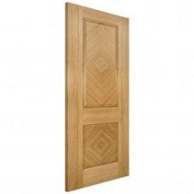 Kensington Pre-Finished Internal Oak FD30 Fire Door
