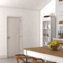 Deanta Seville Internal White Primed Door
