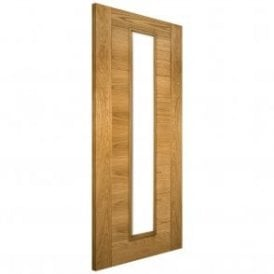 Seville Unglazed Pre-Finished Internal Oak Door