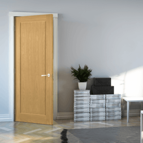 Walden Un-Finished FD30 Internal Oak Fire Door