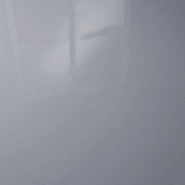 Falquon Flooring High Gloss Flat Edge Grey Laminate D3550