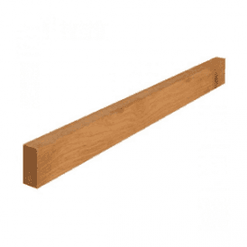 American White Oak 25mm x 225mm Planed Square Edge Timber (PSE)