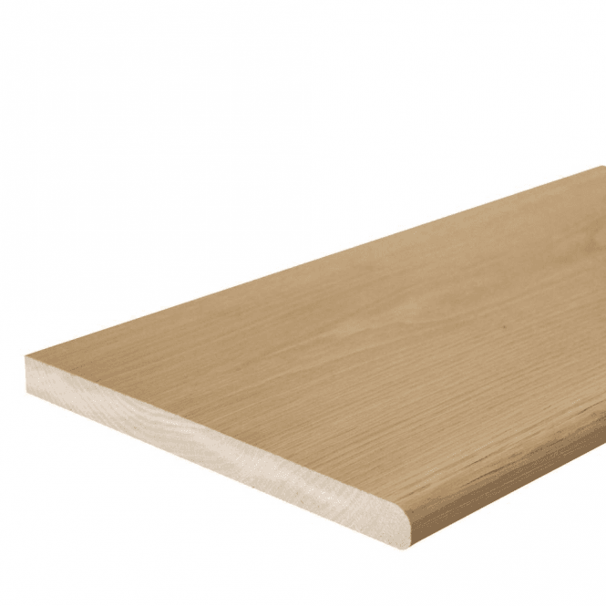 GW Leader American White Oak 25mm x 225mm Window Board