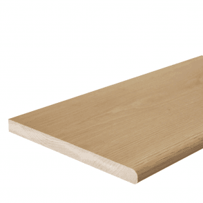 American White Oak 25mm x 225mm Window Board