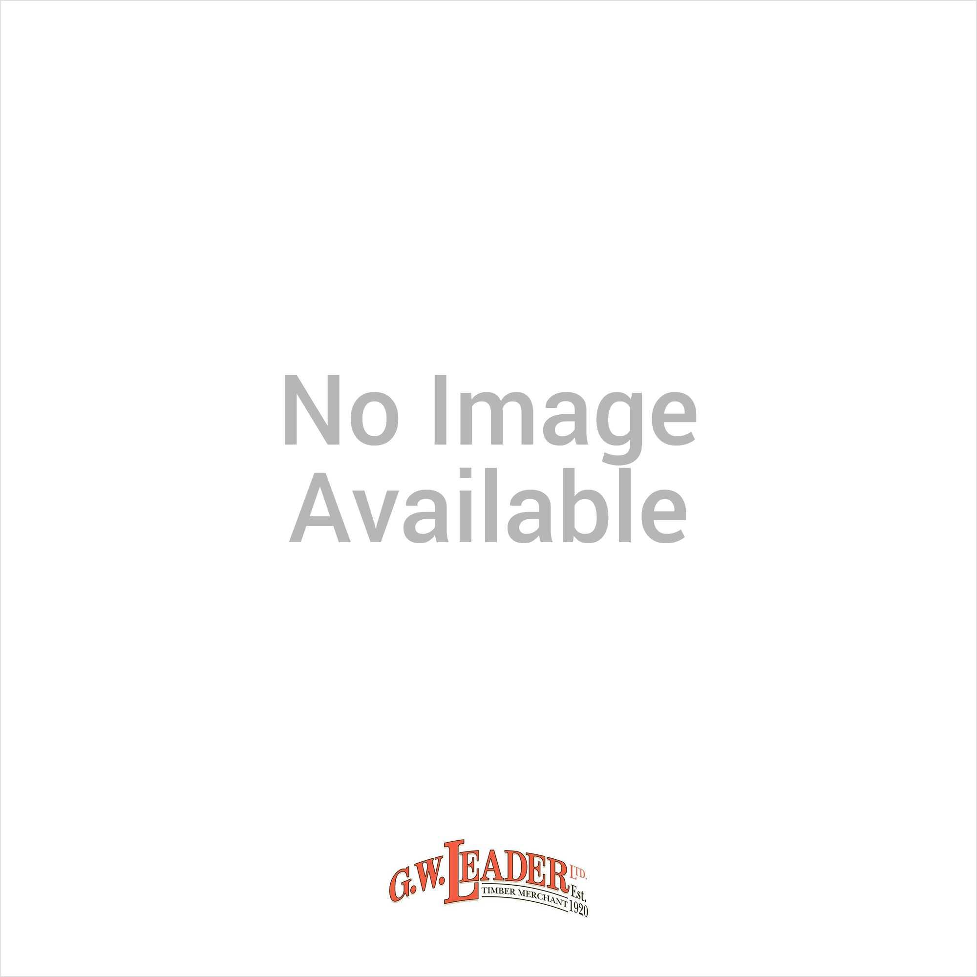 GW Leader Black Ash 15mm Contiplas Furniture Board