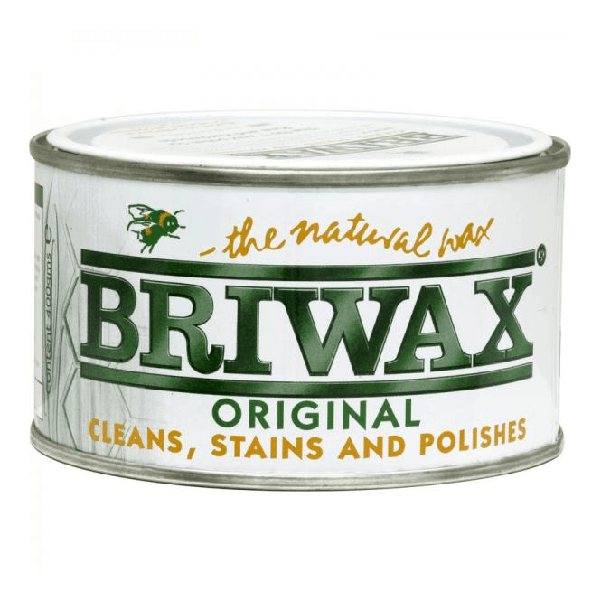 GW Leader Briwax Original Clear Wax Polish 400g