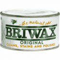GW Leader Briwax Original Spanish Mahogany Wax Polish 400g