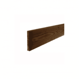 Brown Treated Fence Boards 1.8m