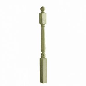Colonial Deck Post 82m x 82mm x 1285mm