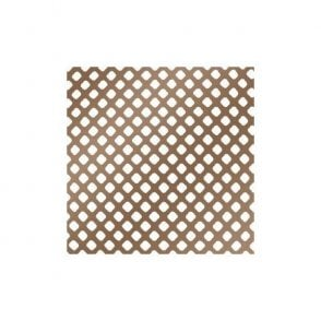 Decorative Nevada MDF Radiator Screen 6mm x 610mm X 1830mm