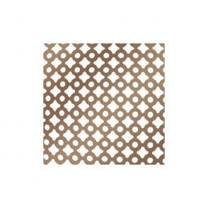 Decorative Ohio MDF Radiator Screen 6mm x 610mm X 1830mm