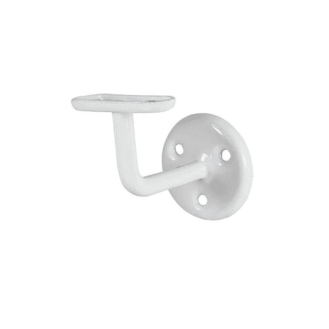 GW Leader Handrail Bracket White