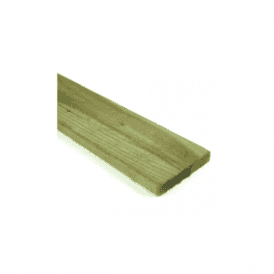 Heavy Duty Green Treated Fence Boards 150mm x 19mm