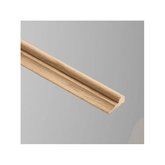 GW Leader Oak Broken Ogee Moulding 21mm x 8mm x 2400mm