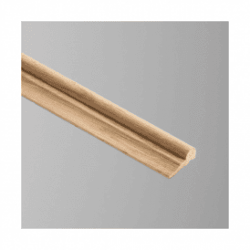 Oak Broken Ogee Moulding 21mm x 8mm x 2400mm