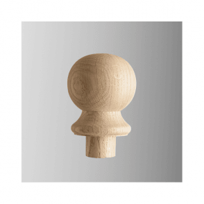 Oak Newel Post Ball Cap