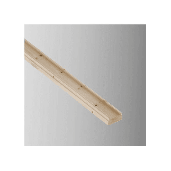 GW Leader Pine Baserail for 41mm Spindles