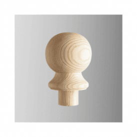 Pine Newel Post Ball Cap