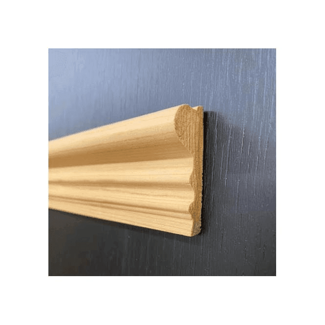 GW Leader Pine Picture Rail 55mm x 20mm x 3000mm