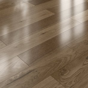 GW Leader Premier Click 14mm x 125mm Oak UV Lacquered Engineered Real Wood Flooring