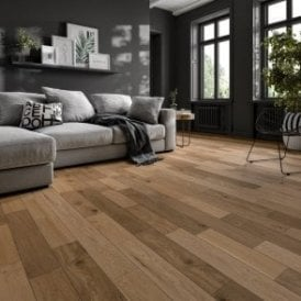 Premier Floor 14mm x 125mm Oak UV Oiled Engineered Real Wood Flooring