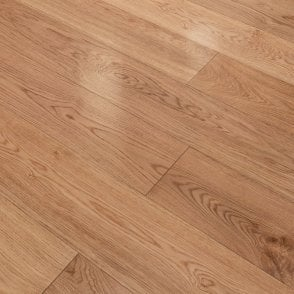Premier Floor 14mm x 190mm Oak UV Lacquered Engineered Real Wood Flooring