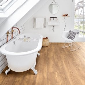 GW Leader Premier Floor Easy Click 4.2mm Huntsville Oak Embossed Waterproof Luxury Vinyl Flooring
