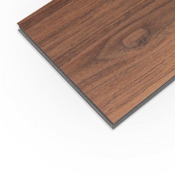GW Leader Premier Floor Easy Click 4.2mm Norfolk Walnut