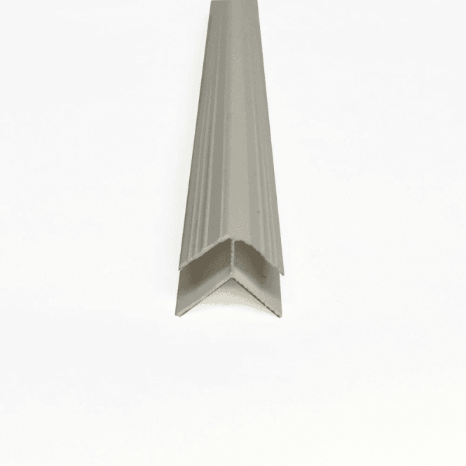 GW Leader PVC White Plastic Cladding External Corner 2700mm