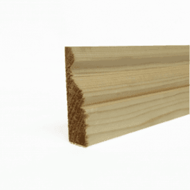 Redwood 25mm x 75mm Ogee Skirting Board