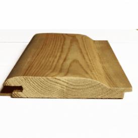Redwood Loglap Cladding 25 x 125mm