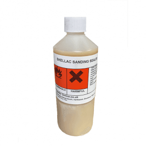 Shellac Sanding Sealer 1 Litre Bottle