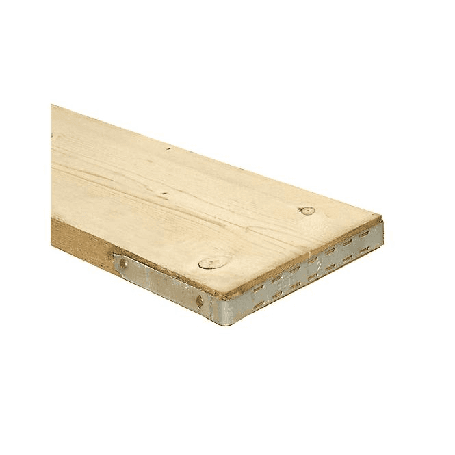 GW Leader Timber Scaffold Board 38mm x 225mm x 3.9m