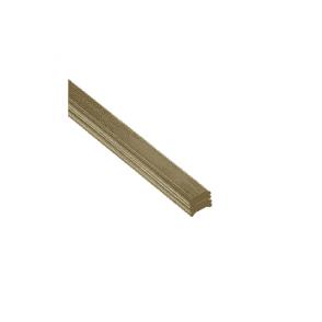 Universal Treated Green Decking Rail