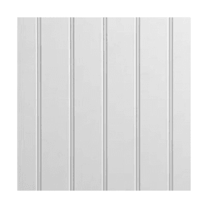 White Primed MDF Matchboard Panelling 2440 x 1219 x 9mm