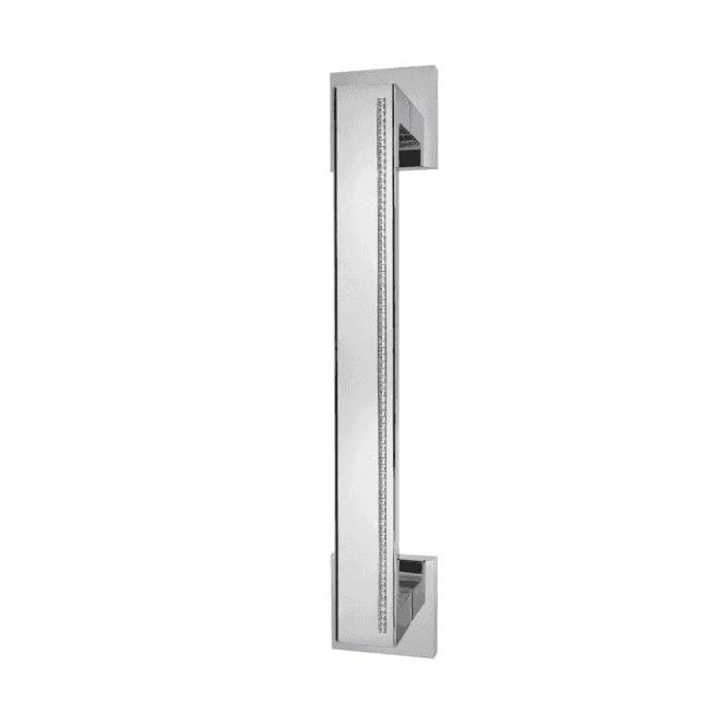 Great Intelligent Hardware Zircon Polished Chrome Finish Pull Door Handle. U2039
