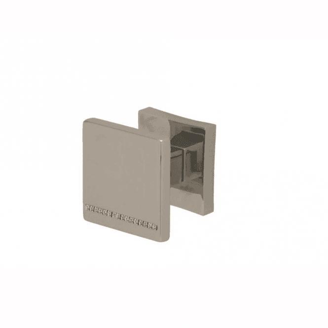 Intelligent Hardware Zircon Polished Chrome Finish Square Mortice Knob Door Handle