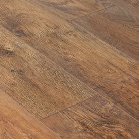 Eurohome Vario+ 12mm Antique Oak Laminate Flooring (9195)