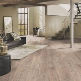 Eurohome Vario+ 12mm Boulder Oak Laminate Flooring (5542)