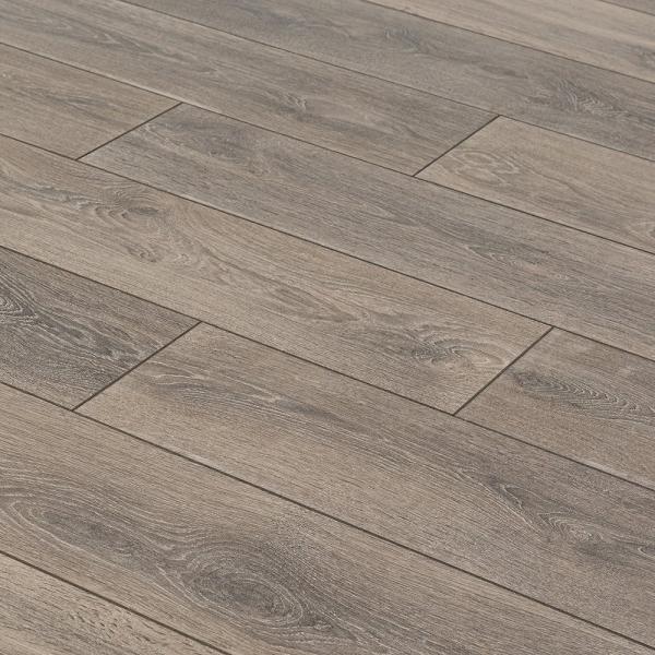 Krono cottage twin clic 7mm castle oak light 4v groove for Clic laminate flooring