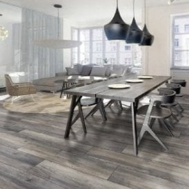 Kronotex Exquisit Plus Harbour Oak Grey Laminate Flooring (D3572)