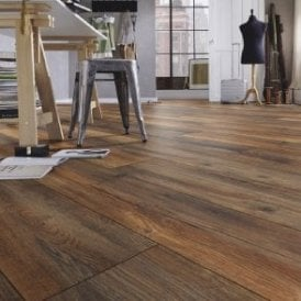 Kronotex Exquisit Plus Harbour Oak Laminate Flooring (D3570)